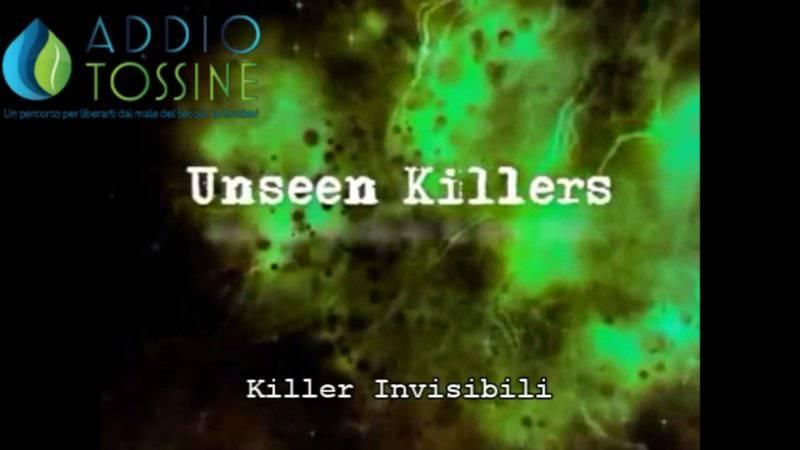 Killer Invisibili - addiotossine