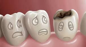 denti sani - addiotossine