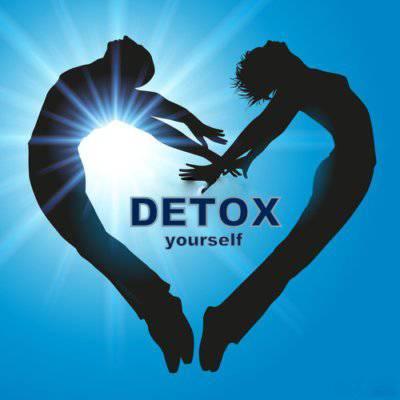 Ama te stesso e detossifica il tuo corpo - addiotossine
