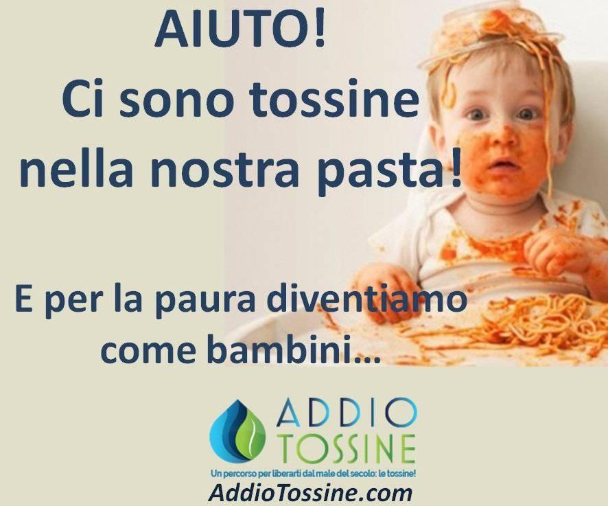 spaghetti al veleno - addiotossine