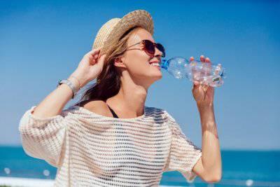 bere acqua con idrogeno molecolare