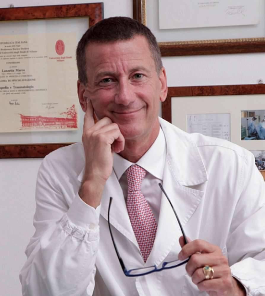 Marco Lanzetta: sconfiggere l'artrosi